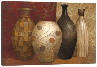Timeless Vessels Canvas Print #WAC64
