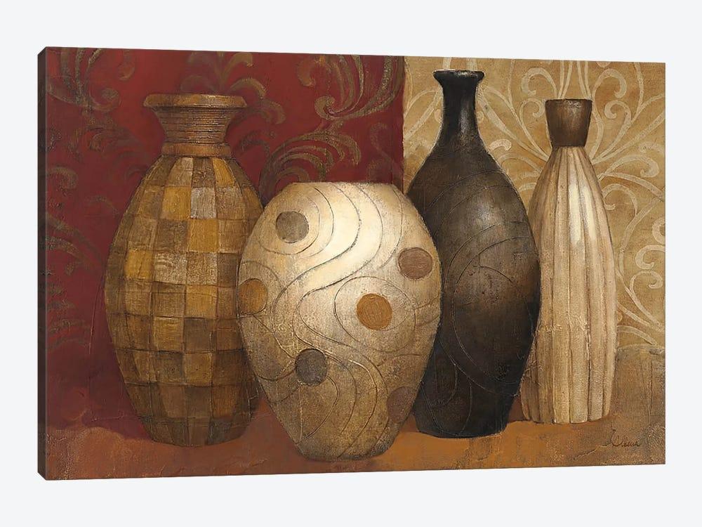 Timeless Vessels by Albena Hristova 1-piece Canvas Artwork