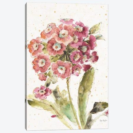 Country Bloom II Canvas Print #WAC6502} by Lisa Audit Art Print