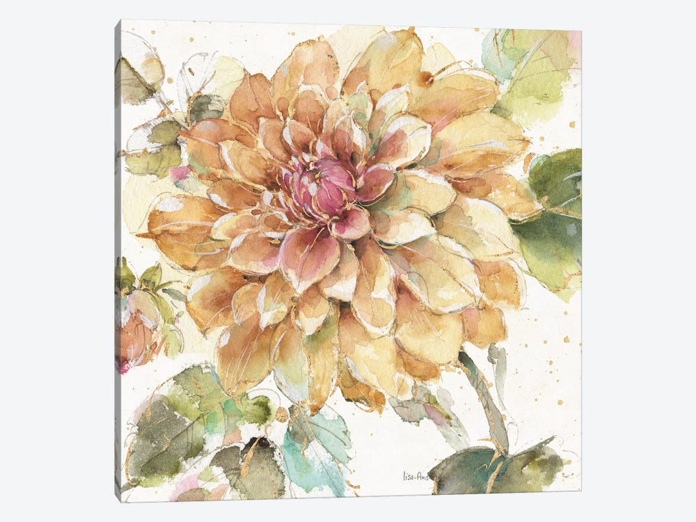 Country Bloom V by Lisa Audit 1-piece Art Print