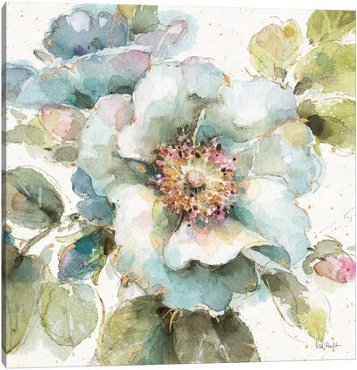 Country Bloom VII Canvas Art Print