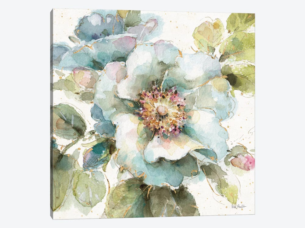 Country Bloom VII by Lisa Audit 1-piece Art Print