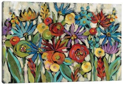 Confetti Floral I Canvas Art Print