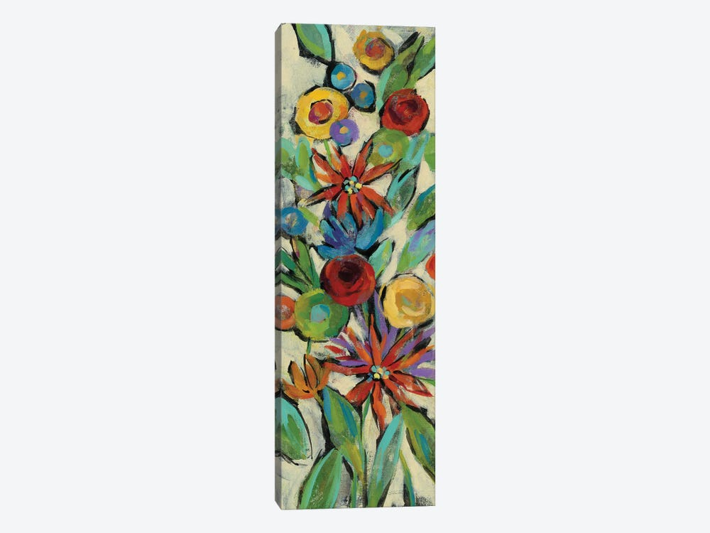 Confetti Floral III by Silvia Vassileva 1-piece Canvas Print