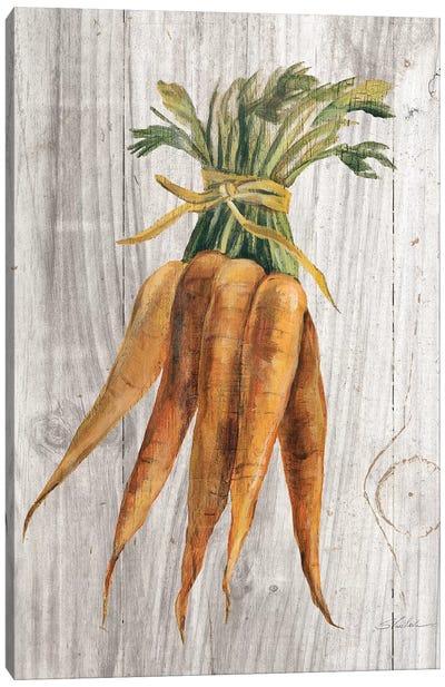 Market Vegetables I Canvas Art Print