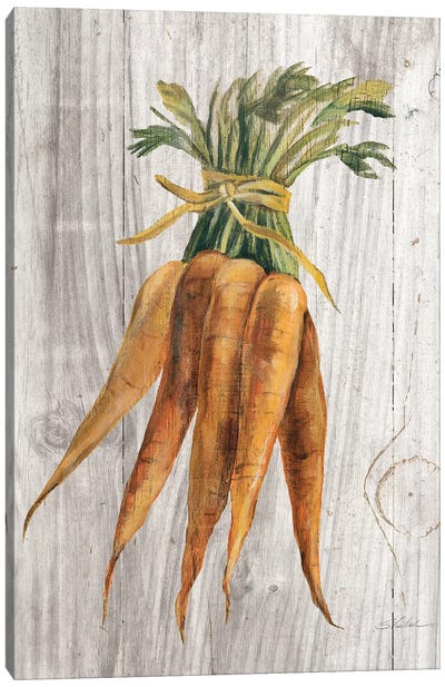 Market Vegetables I Canvas Art Print