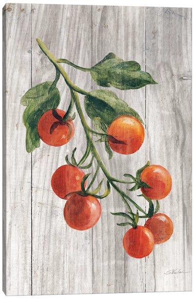 Market Vegetables IV Canvas Art Print