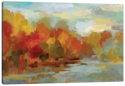 October Dreamscape Canvas Print #WAC6526
