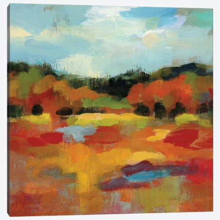 October Moment I Canvas Print #WAC6527} by Silvia Vassileva Canvas Artwork