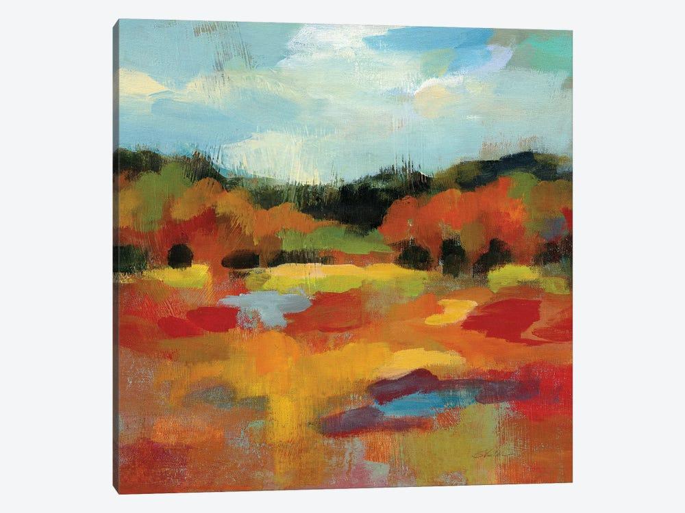October Moment I by Silvia Vassileva 1-piece Canvas Print