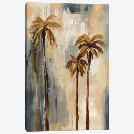 Palm Trees I Canvas Print #WAC6529} by Silvia Vassileva Canvas Art Print