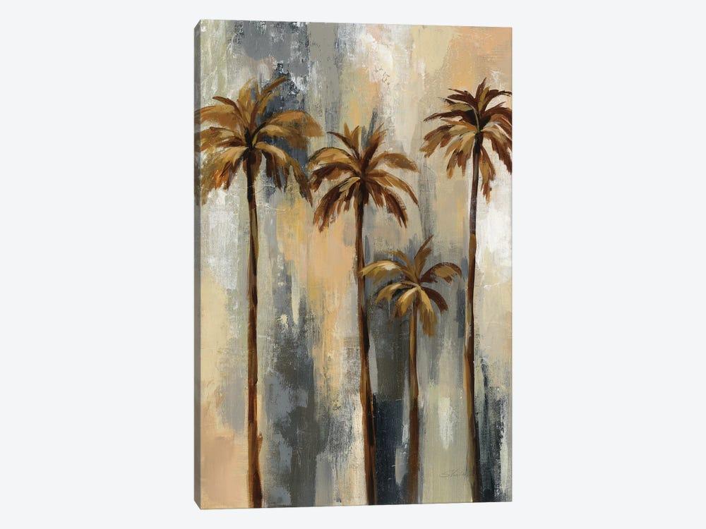 Palm Trees II by Silvia Vassileva 1-piece Canvas Art Print