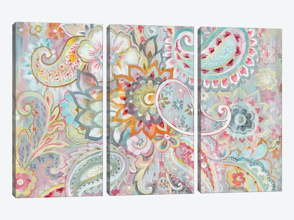 Boho Japonais by Danhui Nai 3-piece Art Print