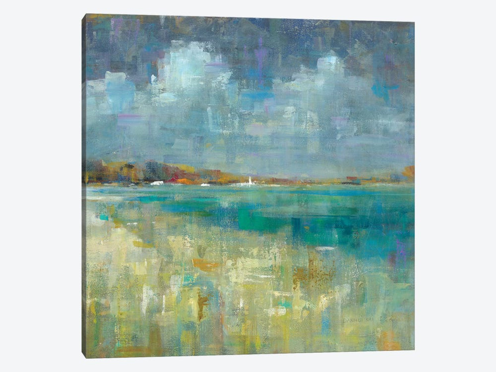 Sky And Sea by Danhui Nai 1-piece Canvas Art