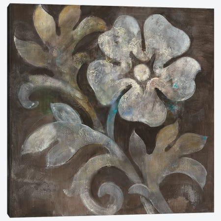 Fresco Floral I Canvas Print #WAC6540} by Albena Hristova Canvas Art Print