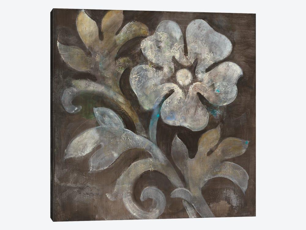 Fresco Floral I by Albena Hristova 1-piece Canvas Art
