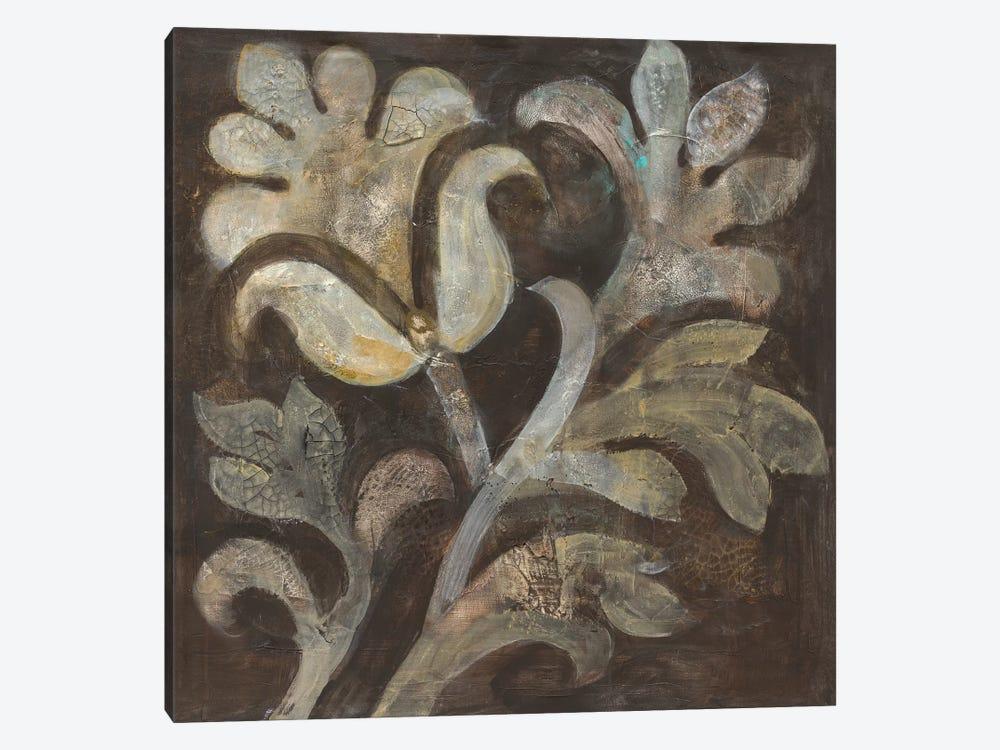 Fresco Floral II by Albena Hristova 1-piece Canvas Art Print