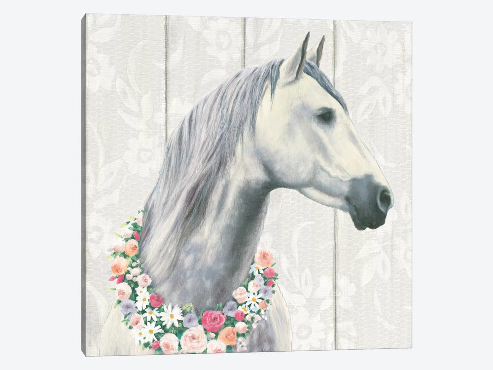 Spirit Stallion I by James Wiens 1-piece Canvas Art