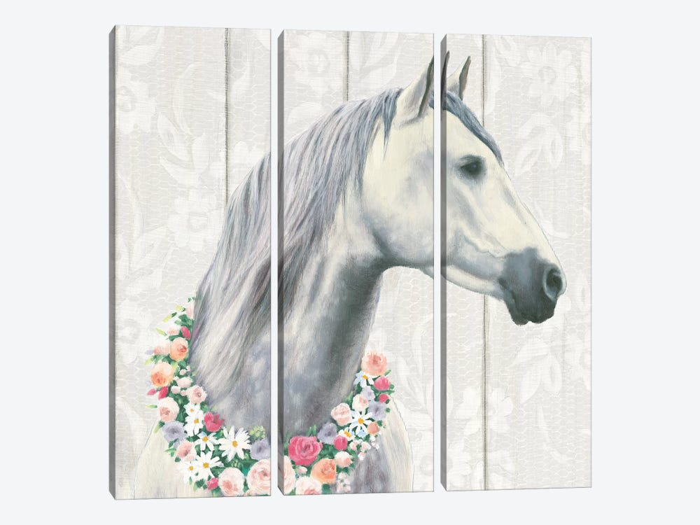 Spirit Stallion I 3-piece Canvas Artwork