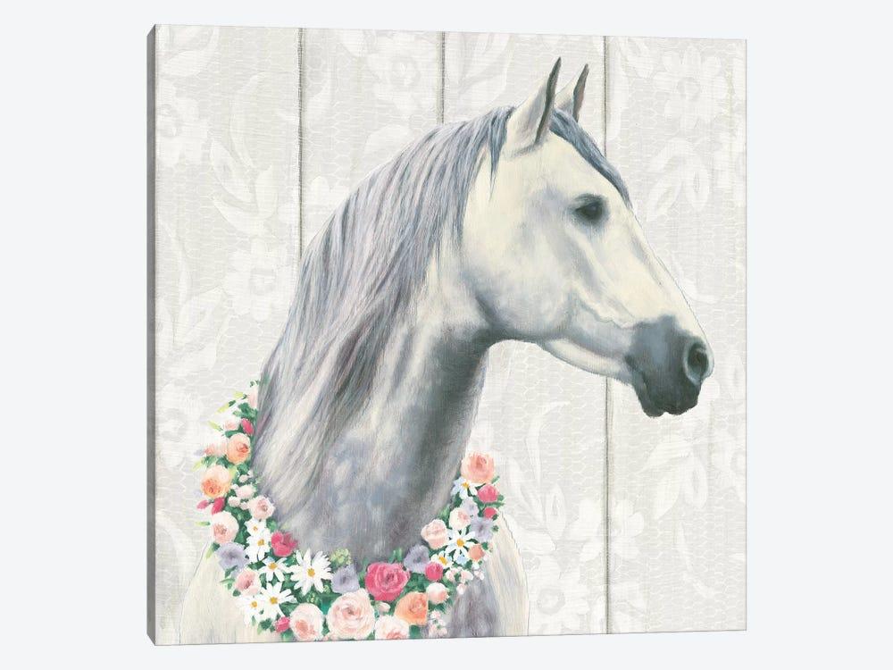 Spirit Stallion I by James Wiens 1-piece Canvas Art