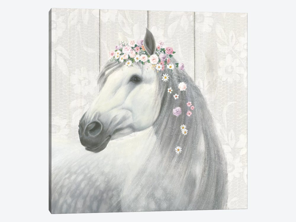 Spirit Stallion II by James Wiens 1-piece Canvas Art Print