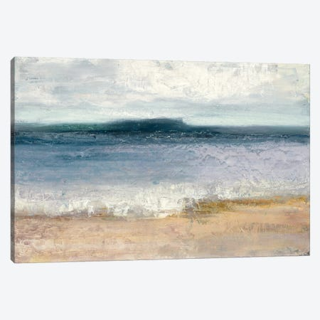 Indigo Isle Canvas Print #WAC6555} by Julia Purinton Canvas Art Print