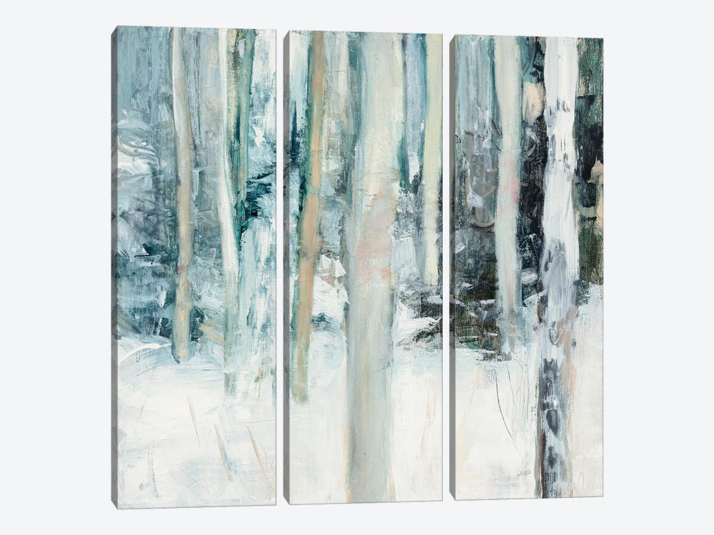 Winter Woods I by Julia Purinton 3-piece Canvas Art Print