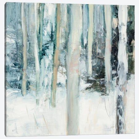 Winter Woods I Canvas Print #WAC6556} by Julia Purinton Art Print