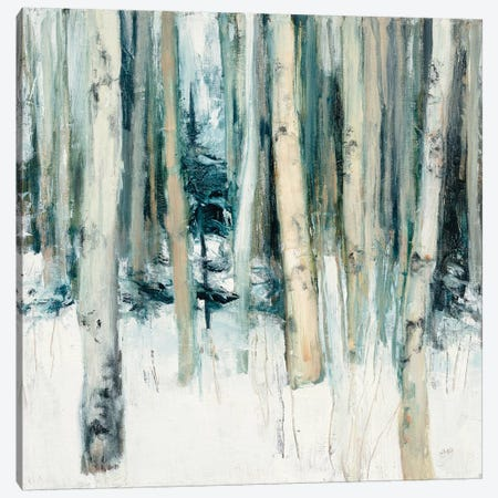 Winter Woods II Canvas Print #WAC6557} by Julia Purinton Canvas Art Print