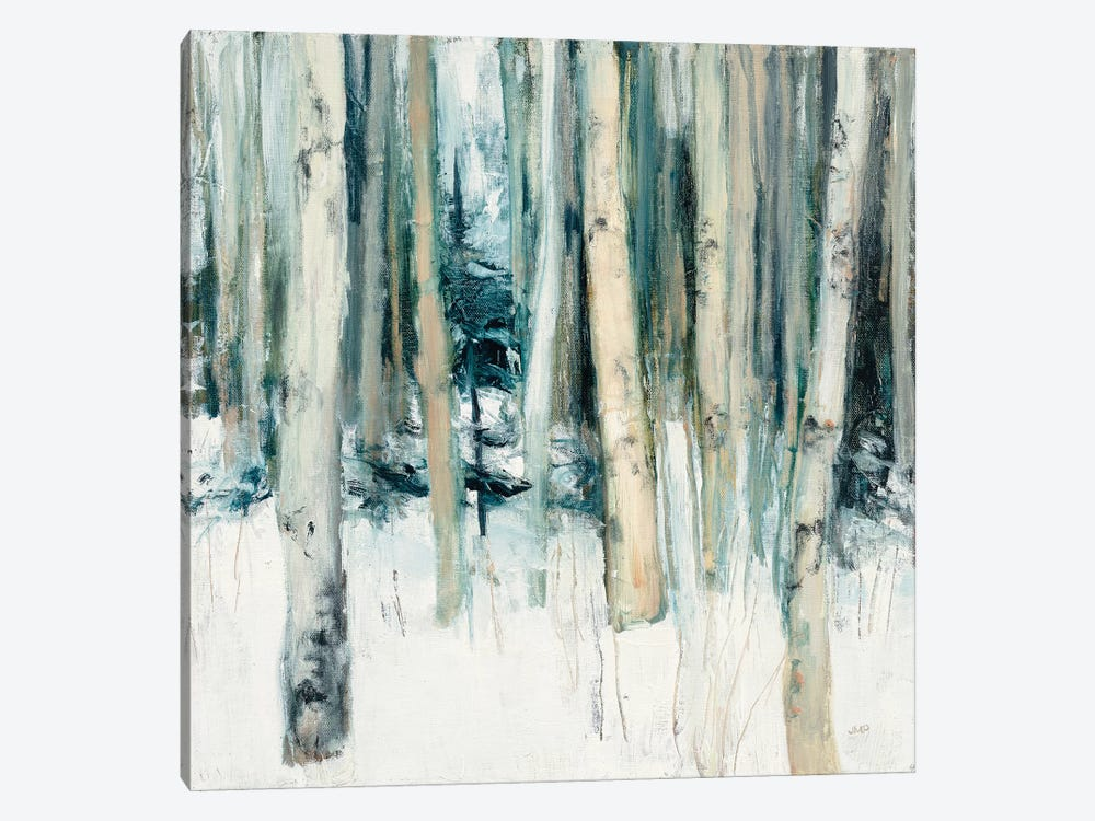 Winter Woods II 1-piece Canvas Art