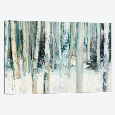 Winter Woods III Canvas Print #WAC6558} by Julia Purinton Canvas Wall Art
