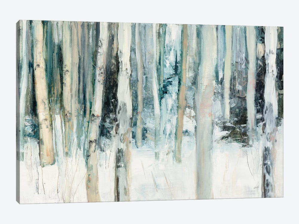 Winter Woods III by Julia Purinton 1-piece Canvas Art Print