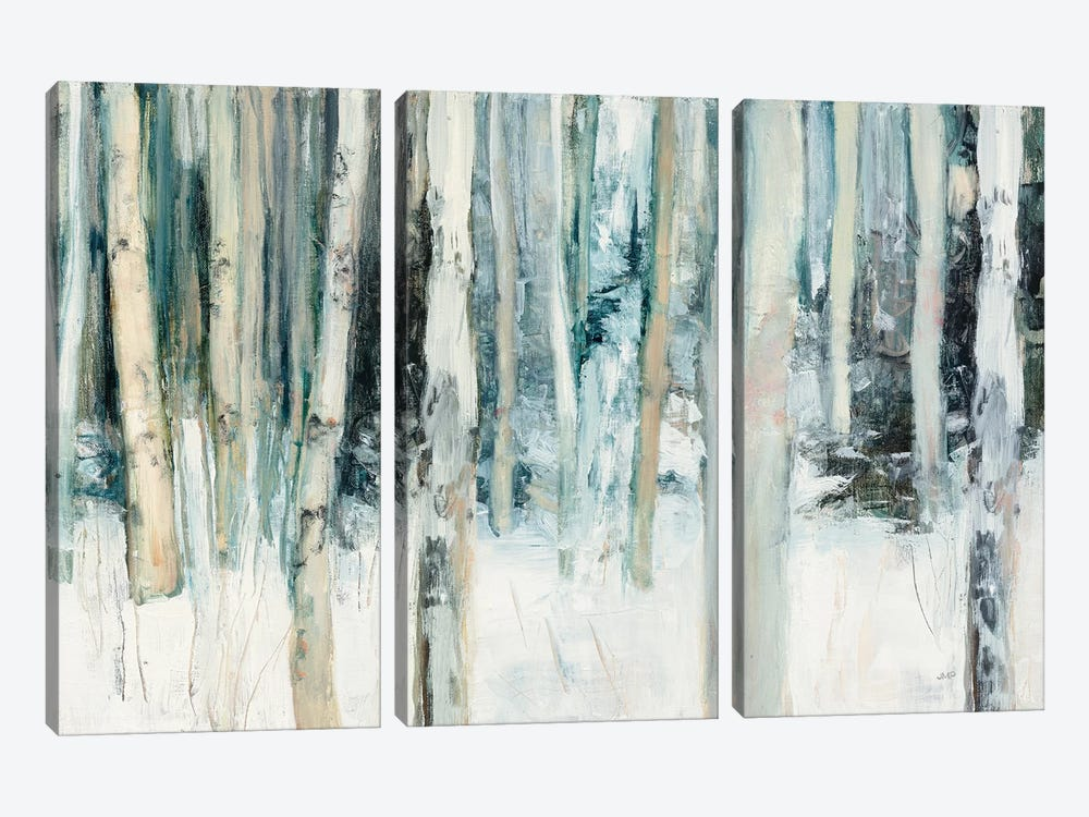 Winter Woods III by Julia Purinton 3-piece Art Print