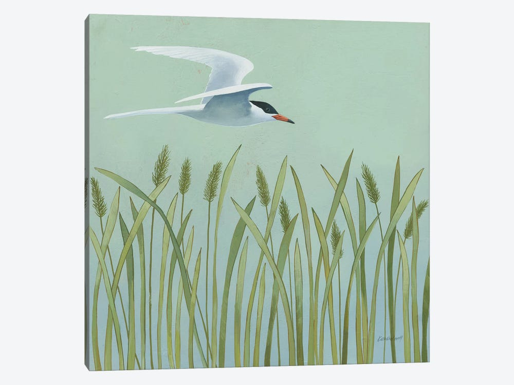 Free As A Bird I by Kathrine Lovell 1-piece Canvas Artwork