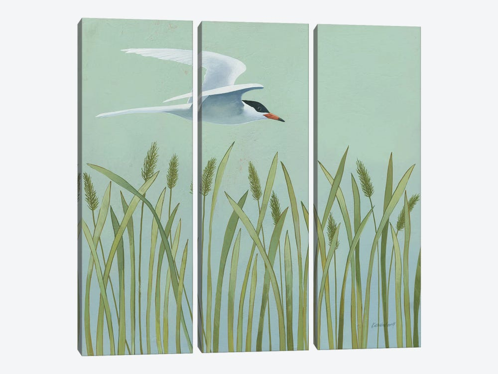 Free As A Bird I by Kathrine Lovell 3-piece Canvas Art