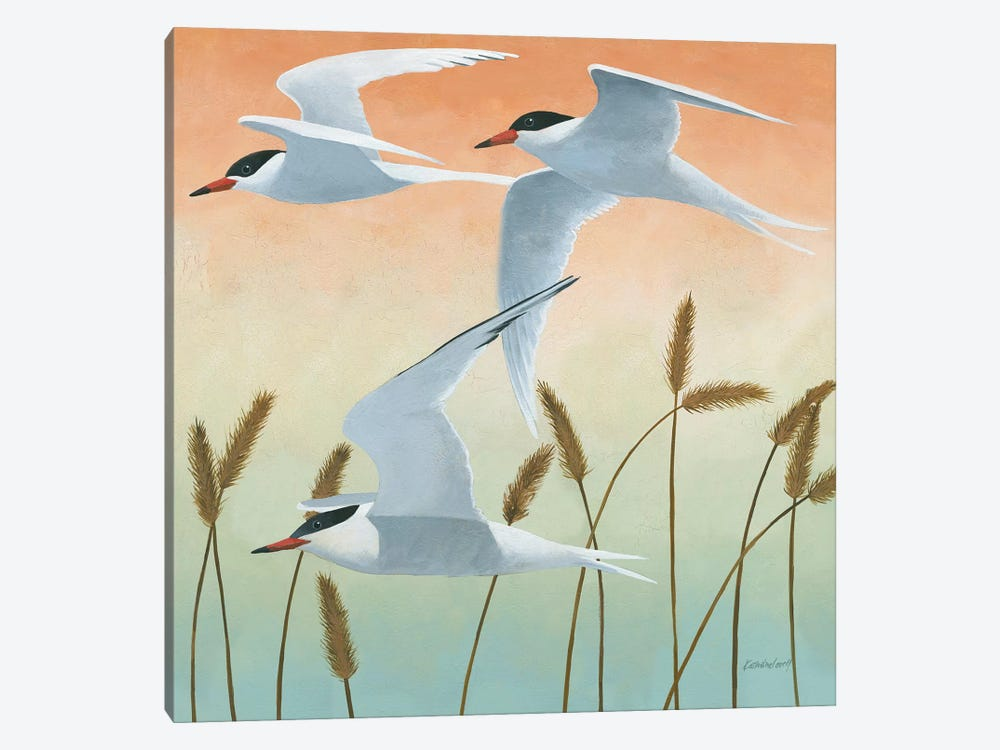 Free As A Bird II by Kathrine Lovell 1-piece Canvas Wall Art