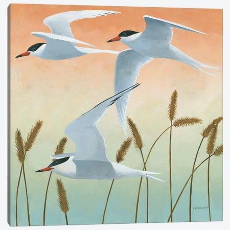 Free As A Bird II Canvas Print #WAC6560} by Kathrine Lovell Art Print