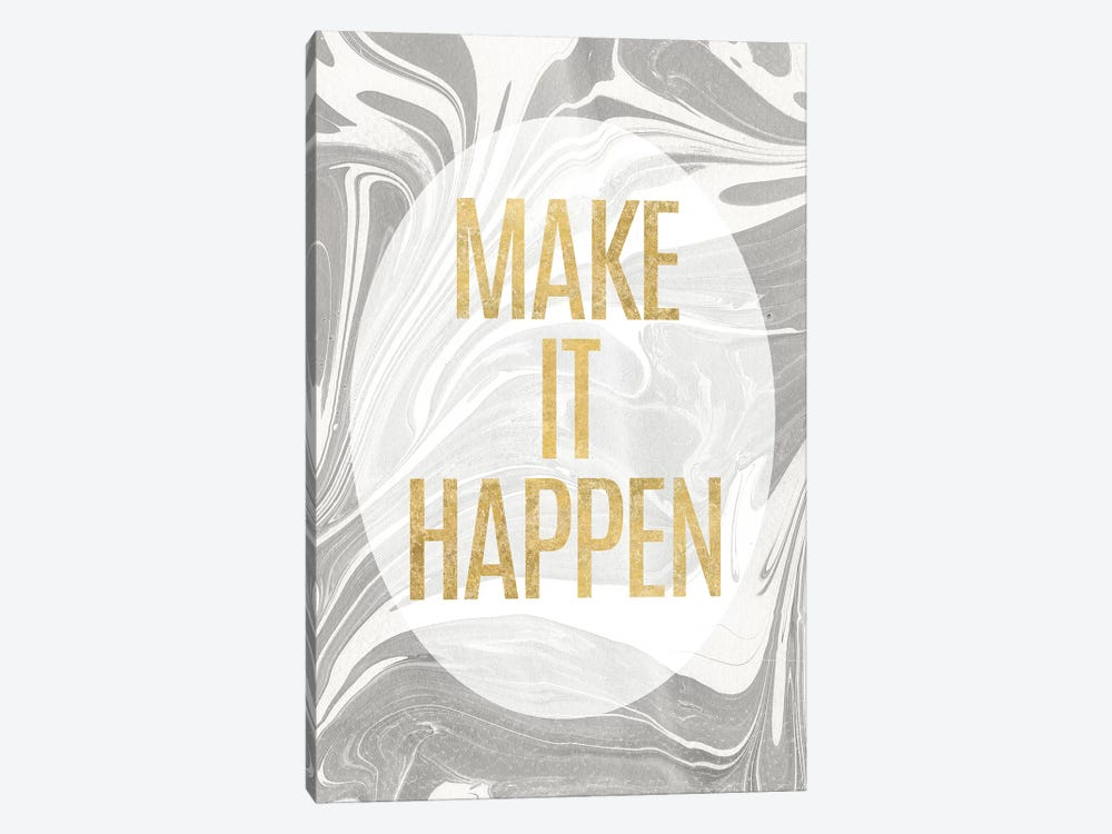 Let's Go For The Gold I by Wild Apple Portfolio 1-piece Canvas Print