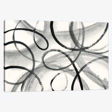 Calligraphia Canvas Print #WAC6591} by Sue Schlabach Canvas Art