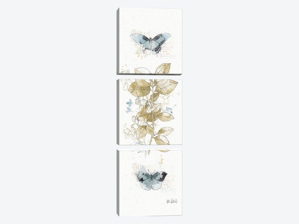 Floresta VI by Katie Pertiet 3-piece Canvas Art