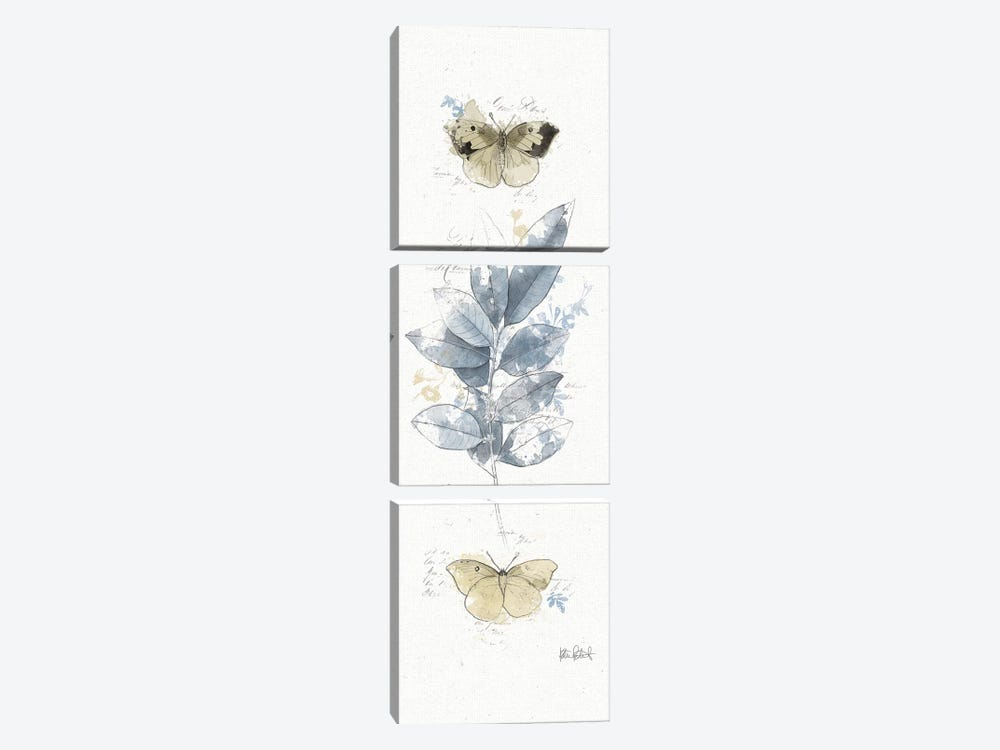 Floresta VII by Katie Pertiet 3-piece Canvas Print