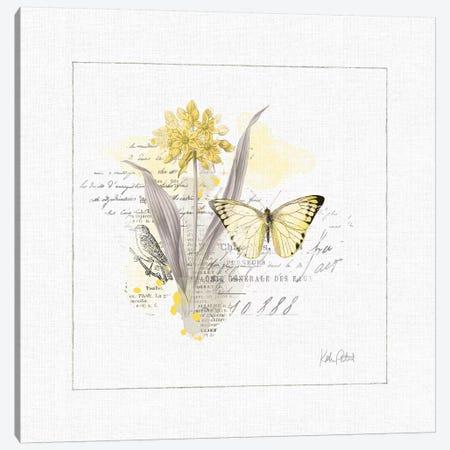 Sunny Day III Canvas Print #WAC6626} by Katie Pertiet Art Print
