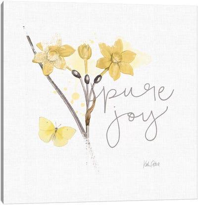Sunny Day V Canvas Print #WAC6628