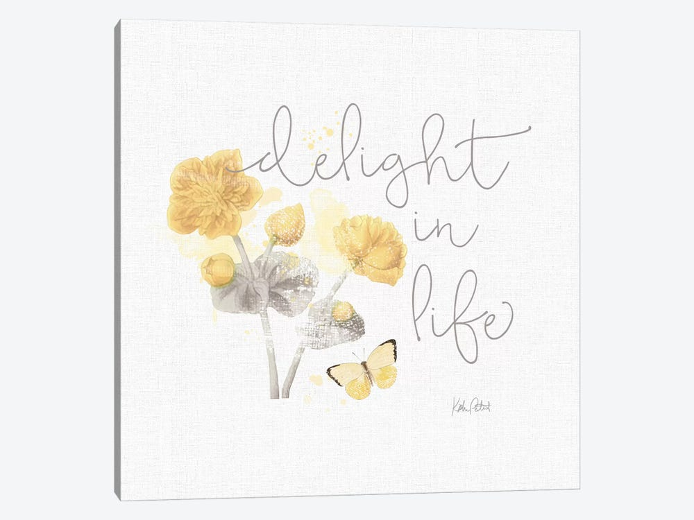 Sunny Day VI by Katie Pertiet 1-piece Art Print