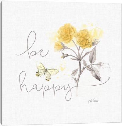 Sunny Day VIII Canvas Art Print
