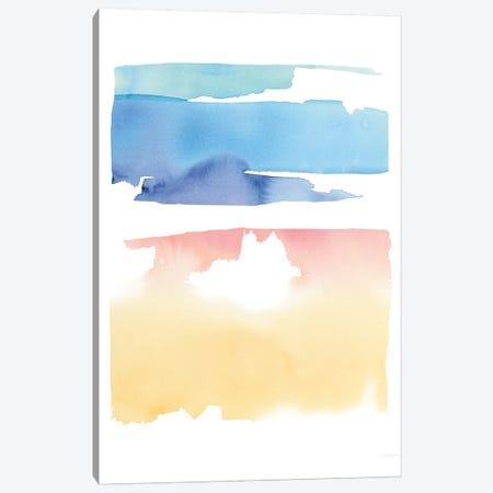 Waterslide Merger Canvas Print #WAC6633} by Mike Schick Canvas Art Print
