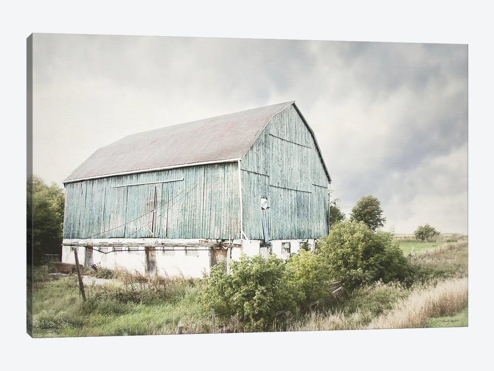 Late Summer Barn I by Elizabeth Urquhart 1-piece Canvas Art Print