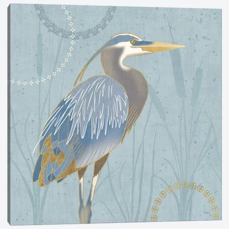 By The Shore II Canvas Print #WAC6644} by Veronique Charron Art Print