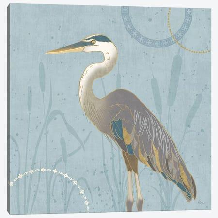 By The Shore III Canvas Print #WAC6645} by Veronique Charron Canvas Print