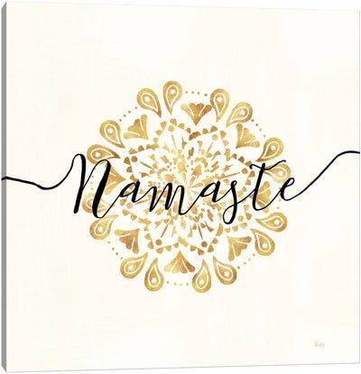 Namaste I Canvas Print #WAC6654
